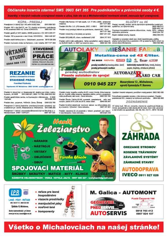 michalovske noviny april 20146