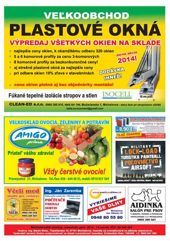 michalovske noviny april 20147
