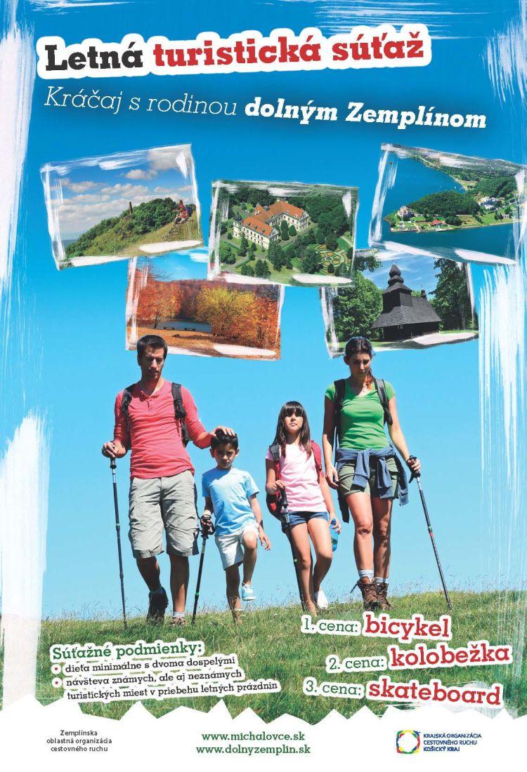 letna turisticka SUTAZ