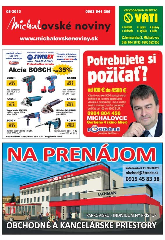 michalovske noviny august1 kopie