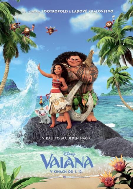 Vaiana - Legenda o oceáne