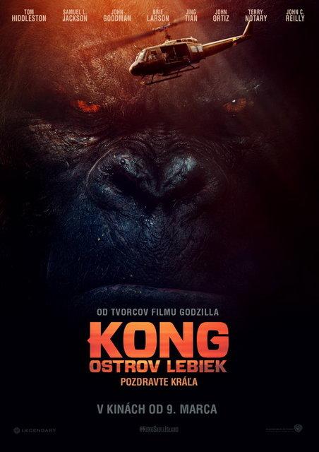 Kong Ostrov lebiek
