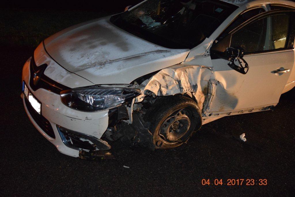 Poškodené vozidlá v MI 3