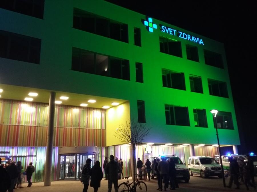 27b9d640b Prvá všeobecná nemocnica, ktorú postavili na Slovensku po takmer 30 rokoch,  je súčasťou siete nemocníc Svet zdravia. Bude fungovať podľa  najmodernejších ...